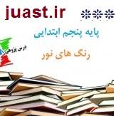 گزارش درس پژوهی پایه پنجم